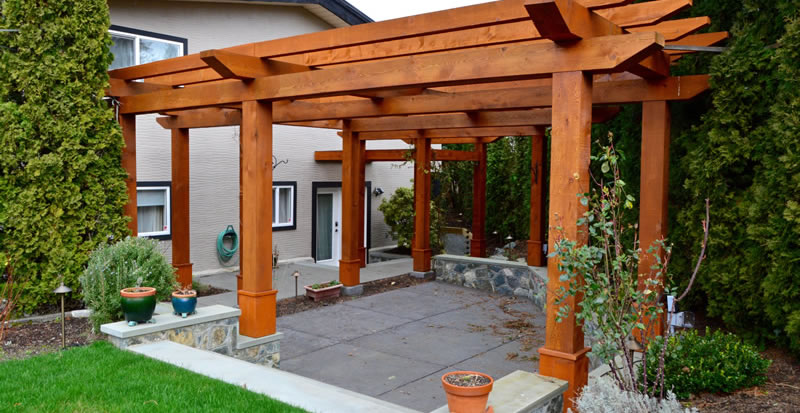 Custom Outdoor Structures Victoria BC