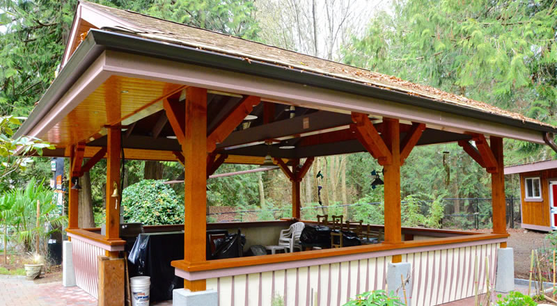 Outdoor Kitchens & Cooking Area Construction In Greater ...