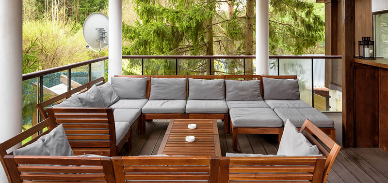 Custom Outdoor Furniture Builder