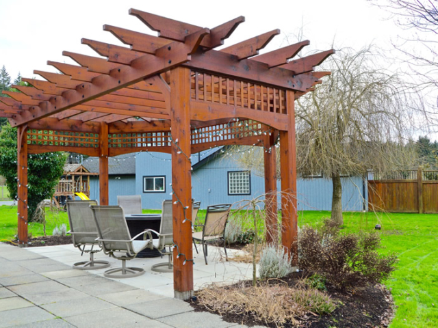 Pergola And Gazebo Construction