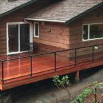 Kayu Batu Red Balau Deck Builder In Victoria BC